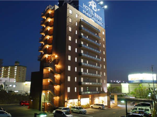 写真:ABホテル 豊田元町