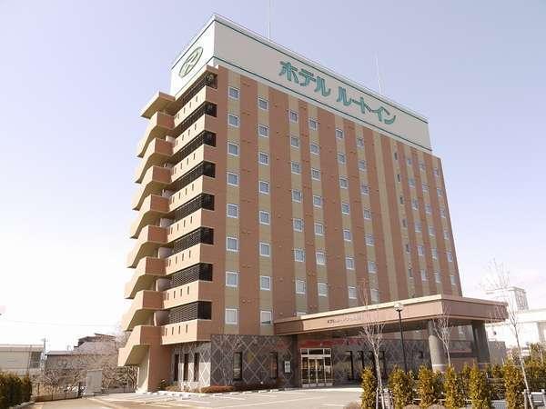 写真:ホテルルートイン会津若松