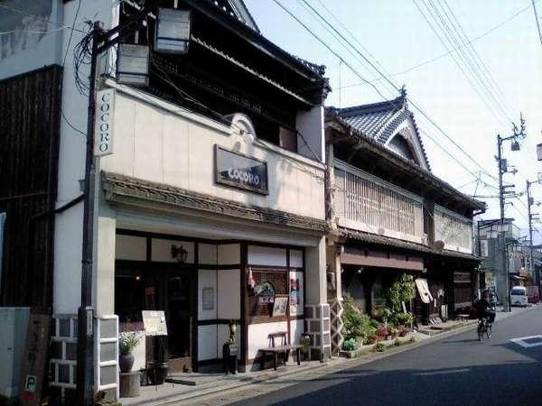写真:町家別荘 こころ
