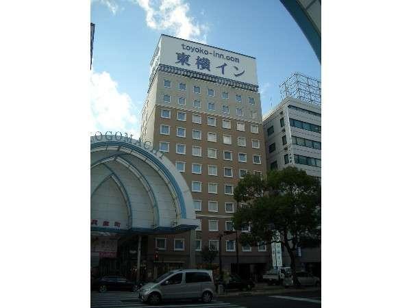 写真:東横イン 高松兵庫町
