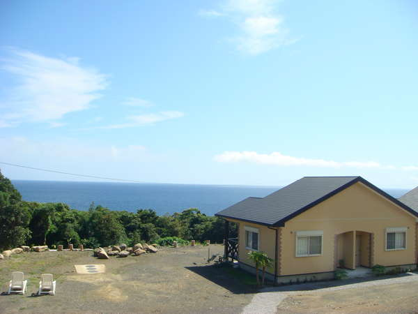 写真:屋久島 コテージ森のフェアリー