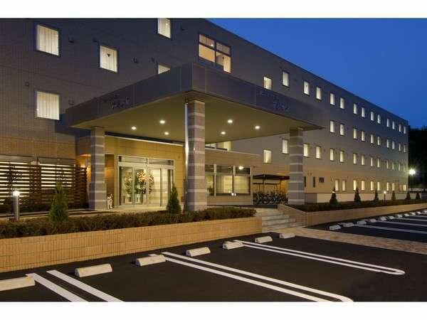 写真:ビジネスホテルアジサイ