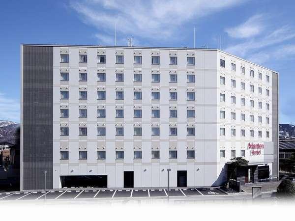 写真:敦賀マンテンホテル駅前