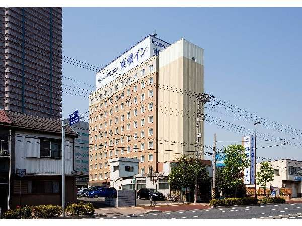 写真:東横イン横浜新子安駅前