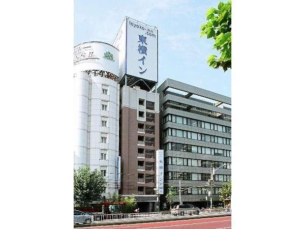 写真:東横イン鶯谷駅前