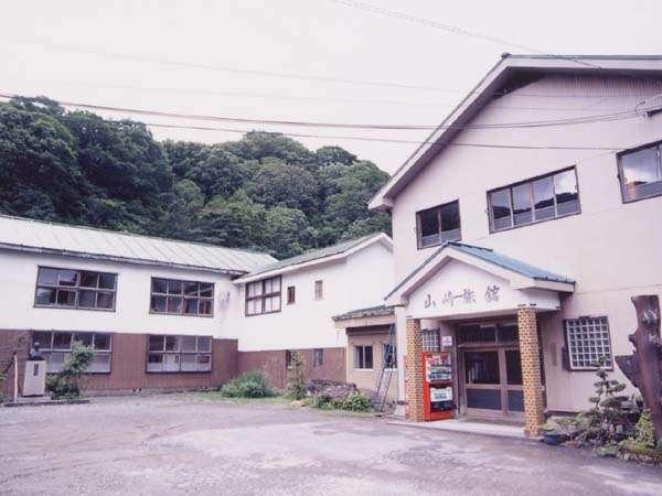 写真:岩間温泉 秘湯の一軒宿 山崎旅館