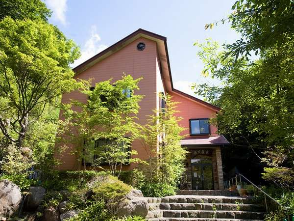 写真:赤川温泉 赤川荘