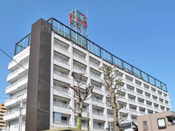 HOTEL HOUSEN ホテル朋泉<埼玉県>