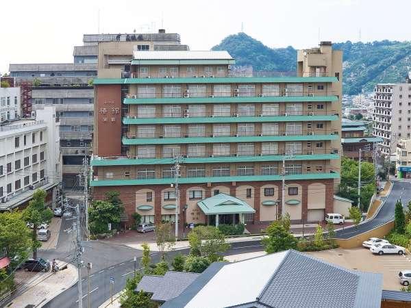 ホテル椿舘 別館
