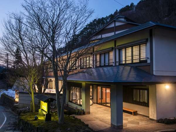 白布温泉 別邸 山の季 <タカミヤホテルグループ>