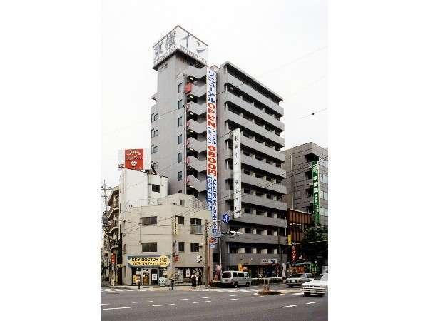 東横イン横浜西口