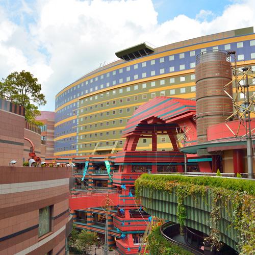 キャナルシティ・福岡ワシントンホテル 写真