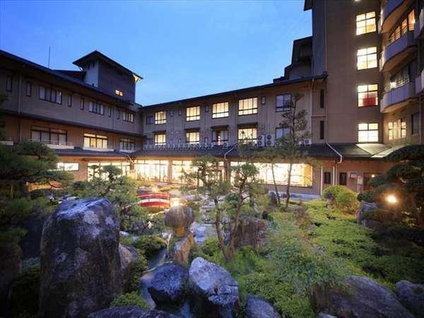 昼神温泉 湯元ホテル 阿智川