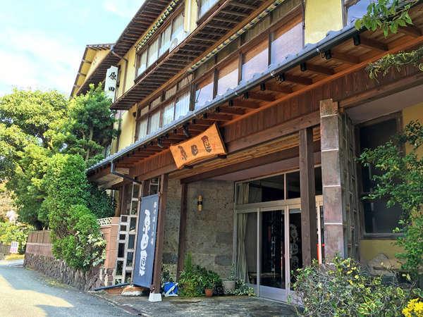 長門湯本温泉 原田屋旅館