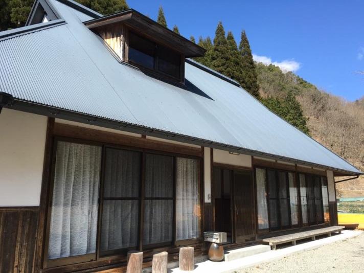 田舎民泊 ゴトンボ荘