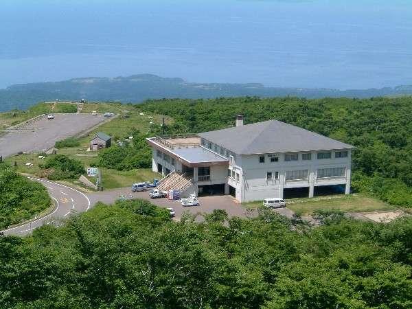 標高1000m雲上の宿 大平山荘