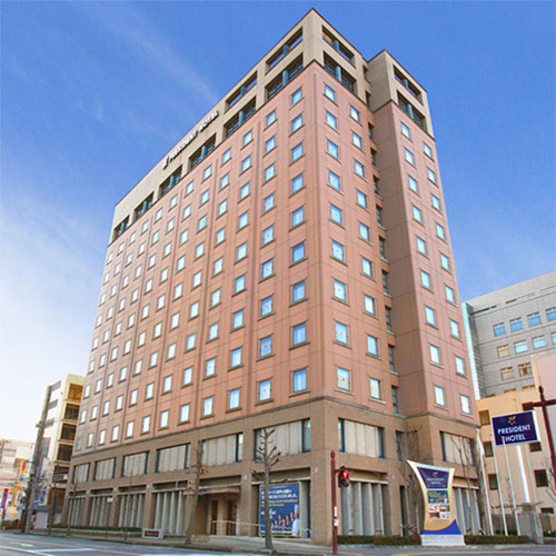 プレジデントホテル水戸 写真