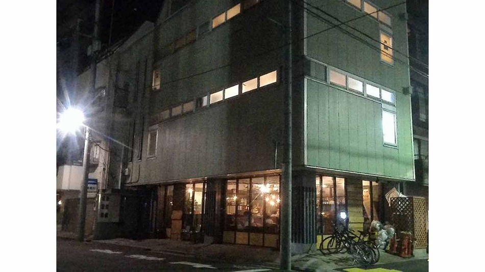 匣 HAKO Hostel and Bar