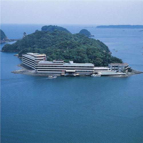 勝浦温泉 ホテル中の島 写真