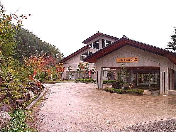 信州穴沢温泉 松茸山荘別館 東山館