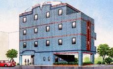 ビジネスホテル ヴァンサンカン