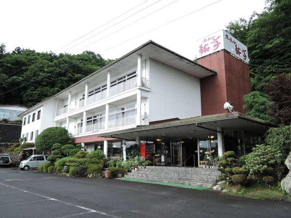 ホテル鮎亭