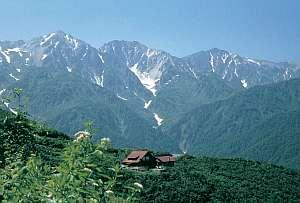 温宿 田舎家 写真