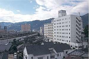 別府駅西口前 ホテル フジヨシ