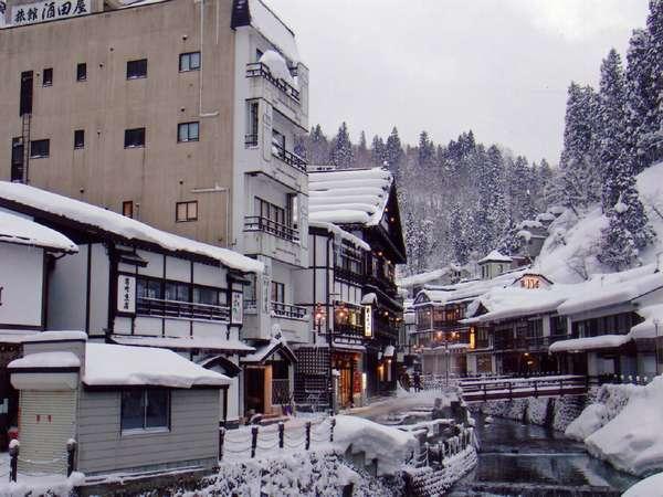 銀山温泉 酒田屋