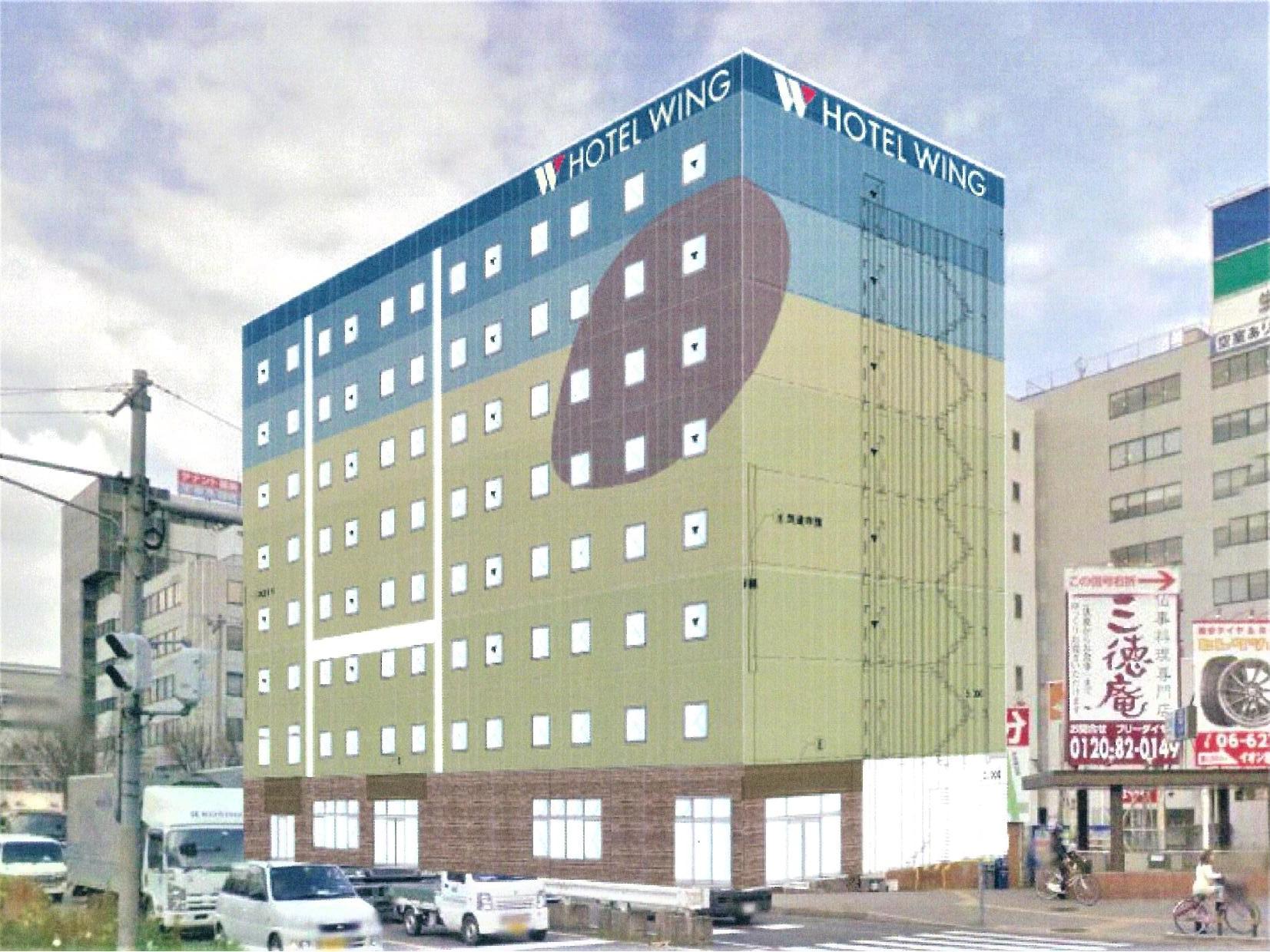 ホテルウィングインターナショナル東大阪