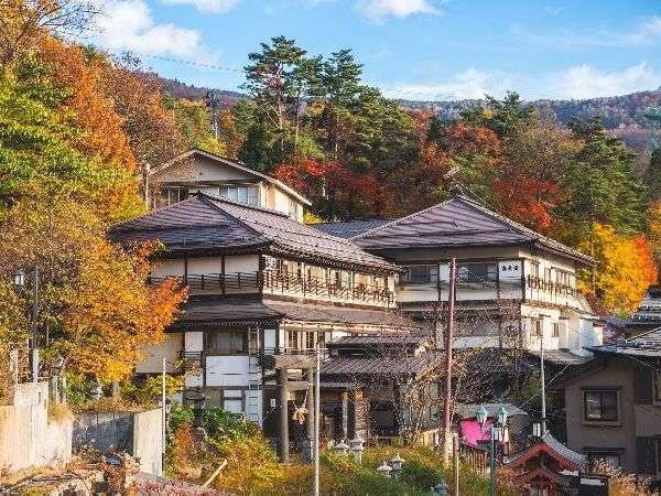 深山荘 高見屋 <タカミヤホテルグループ>