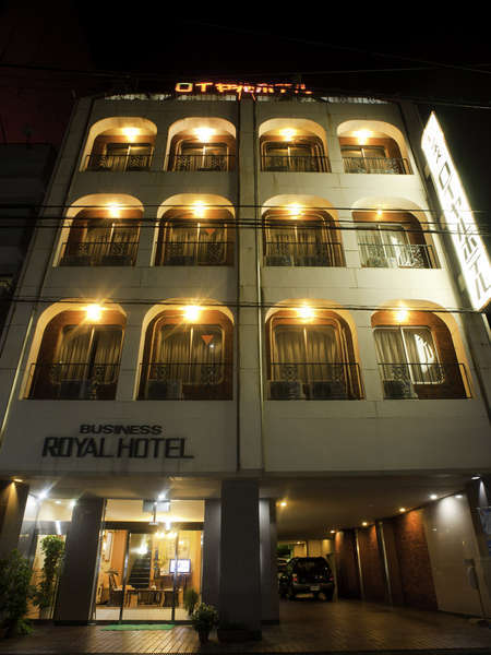 ビジネス ロイヤルホテル