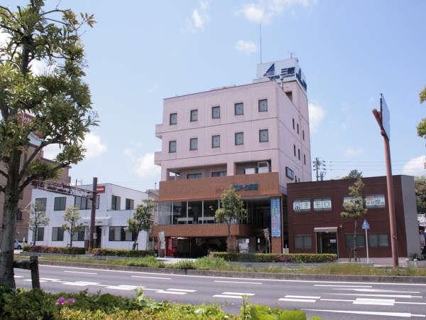 ビジネスホテル 三徳