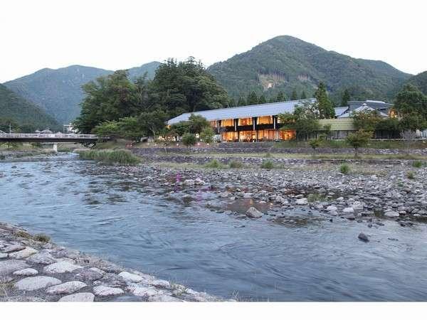 甲賀の奥座敷大河原温泉 かもしか荘