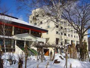 11種類の貸切露天風呂 水上高原/奥利根温泉 ホテルサンバード