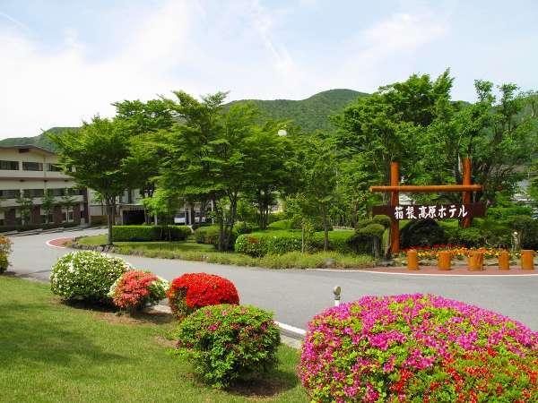 仙石原温泉 箱根高原ホテル