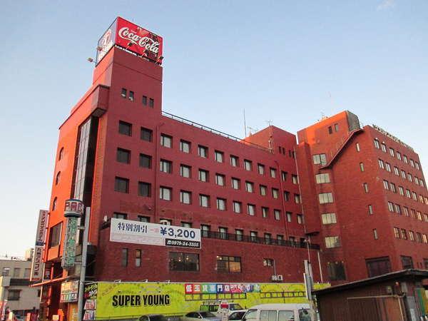 中津サンライズホテル