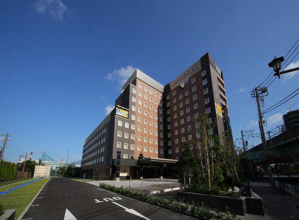 アパホテル<東京潮見駅前>