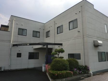 ビジネスホテル宝泉安中館