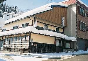 ハチ北高原 民宿 坂本屋