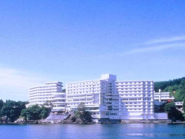 南三陸 ホテル観洋 写真
