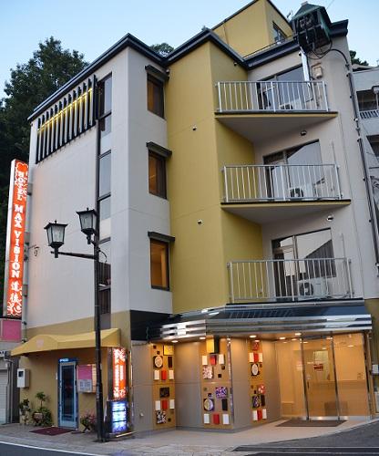 ホテル マックスビジョン 道後