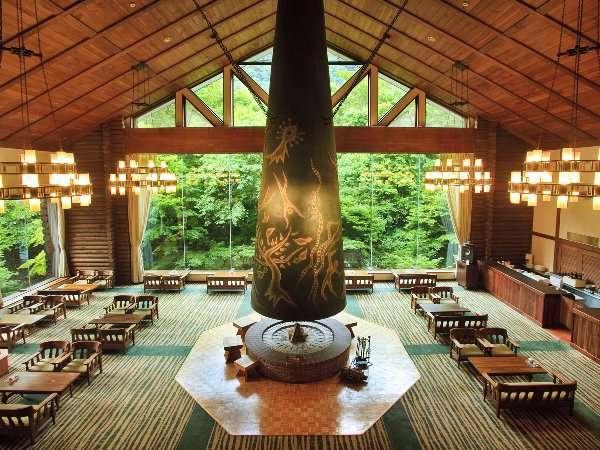 星野リゾート 奥入瀬渓流ホテル 写真