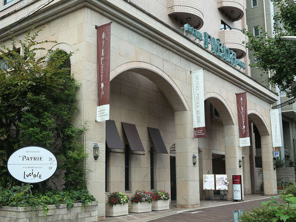 ホテルピエナ神戸