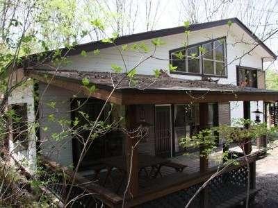 レンタルコテージ ロングホーン 北軽井沢