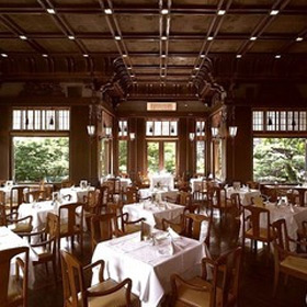 宮ノ下温泉 富士屋ホテル 写真