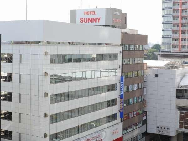 ホテル サニー
