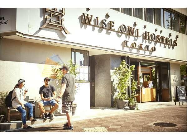 WISE OWL HOSTELS Tokyo