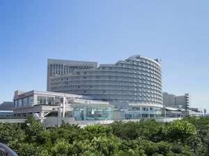 ホテル日航東京 (10月1日より「ヒルトン東京お台場」)