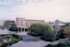 写真:吐魯番絲路緑洲賓館